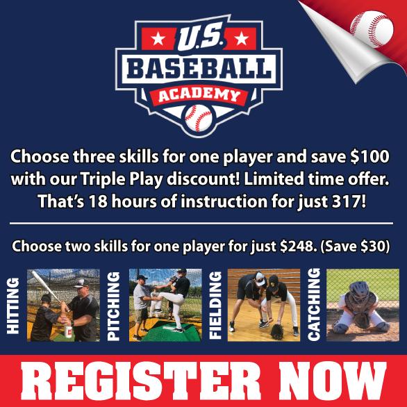 Winter/Spring Baseball Camps ⋆ U S  Baseball Academy